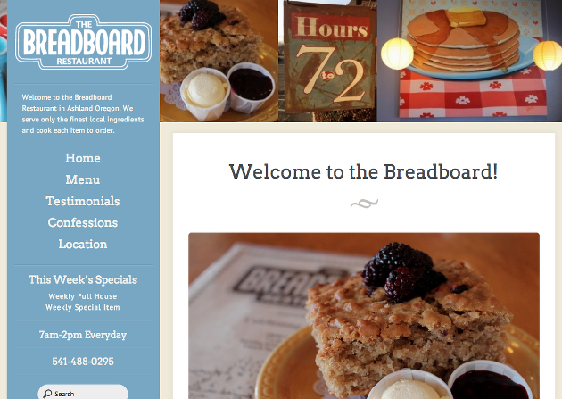 Breadboard Restaurant