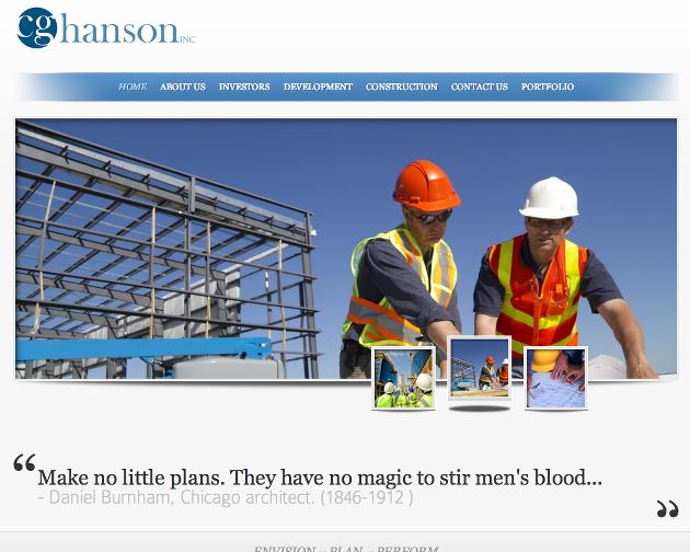 CG Hanson