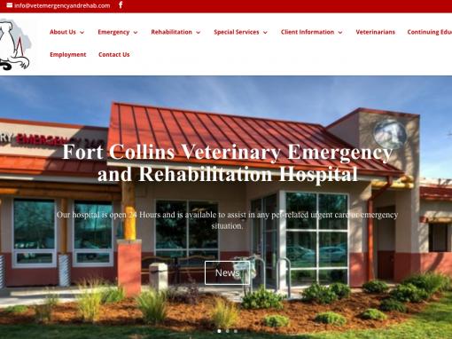 Ft. Collins Veterinary Rehab Hospital