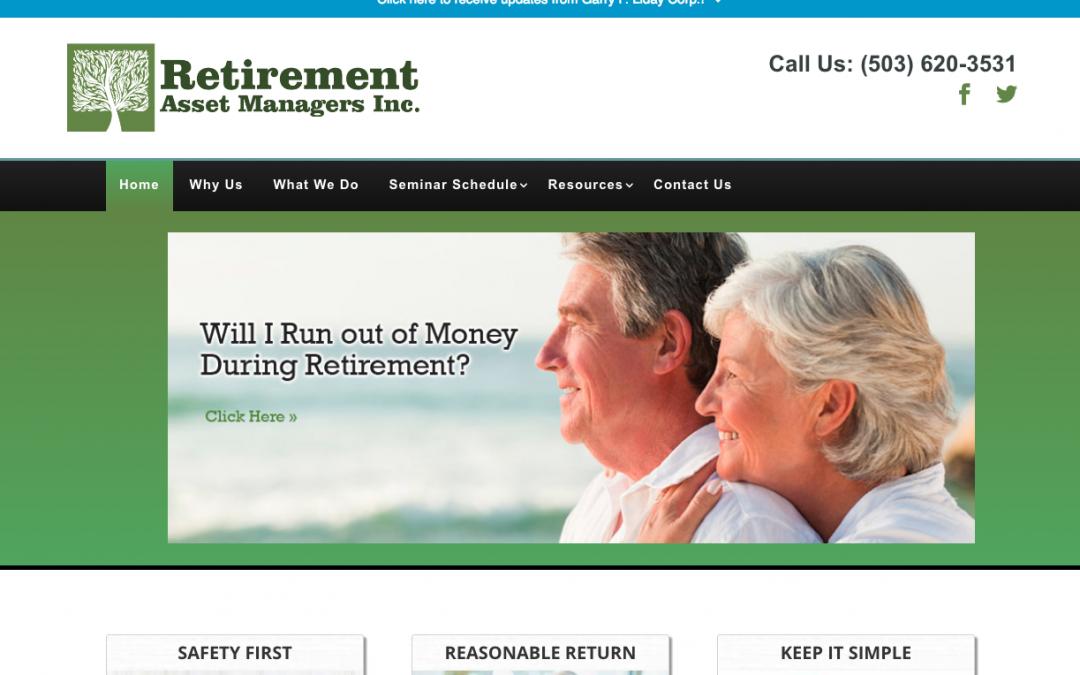 Retirement Asset Managers Inc