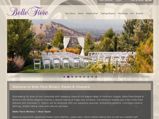 Belle Fiore Winery