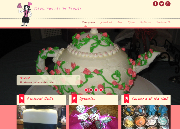 Diva Sweets N Treats