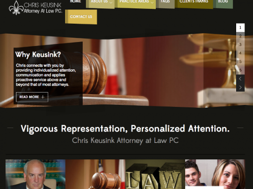 Keusink Attorney